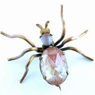 JYP-072 サフィレット蜘蛛ブローチサムネイル